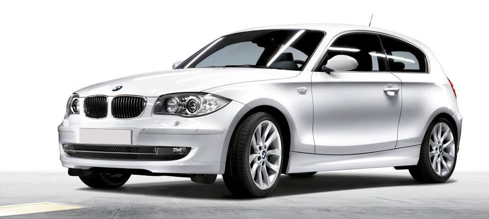 BMW nuoma